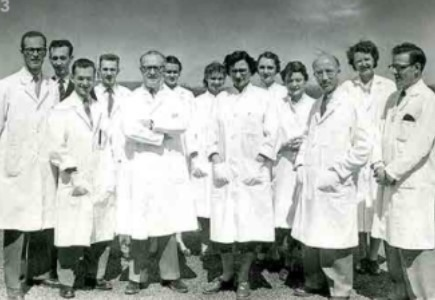 photo premiere equipe de recherche institut